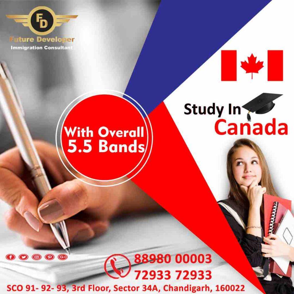 Canada 5.5 Bands