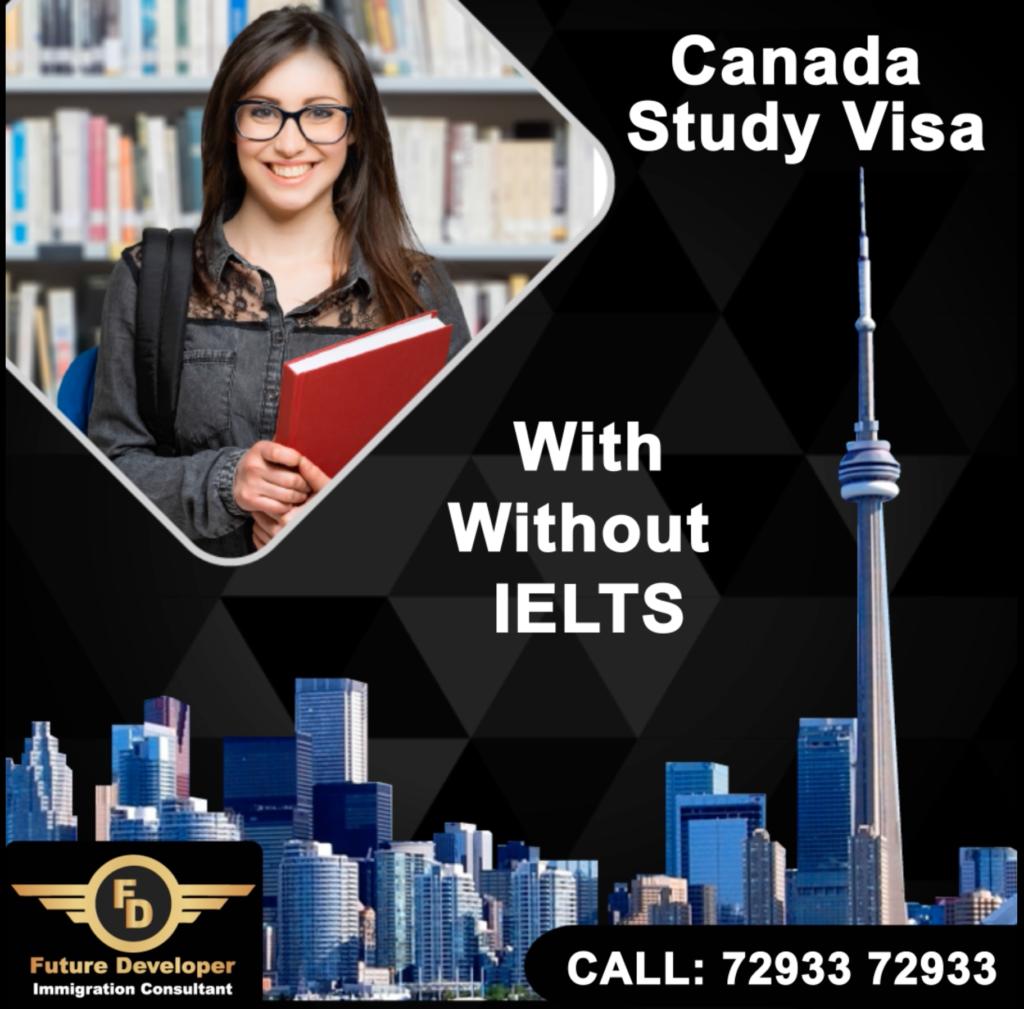 Can study visa