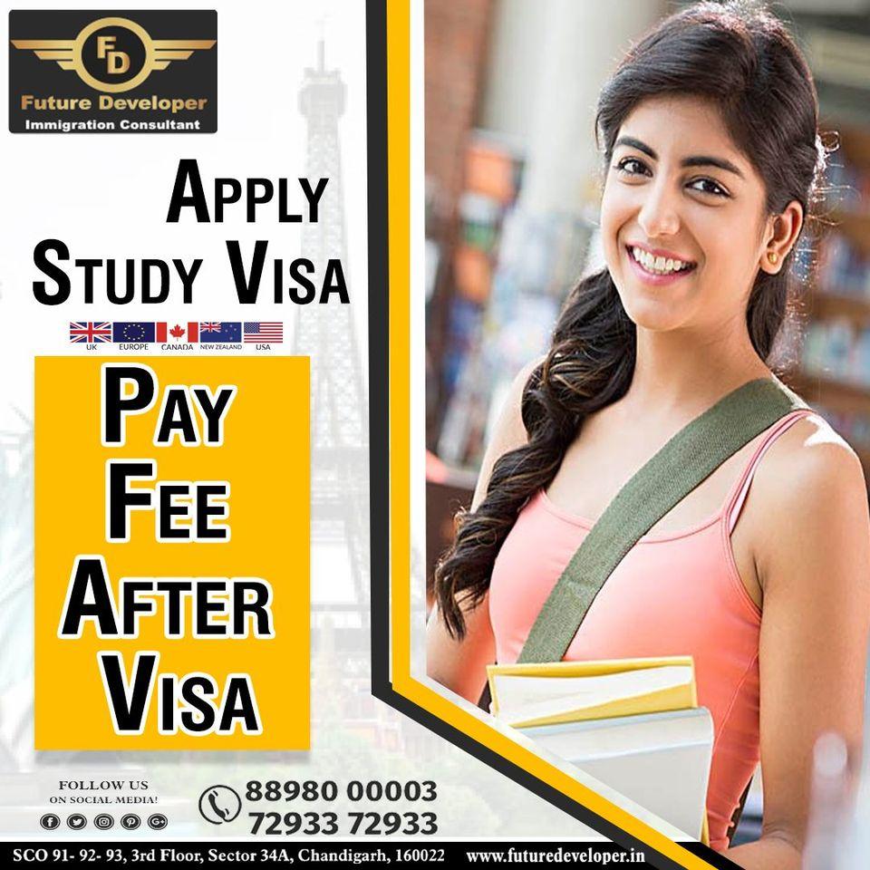 Study Visa Abroad