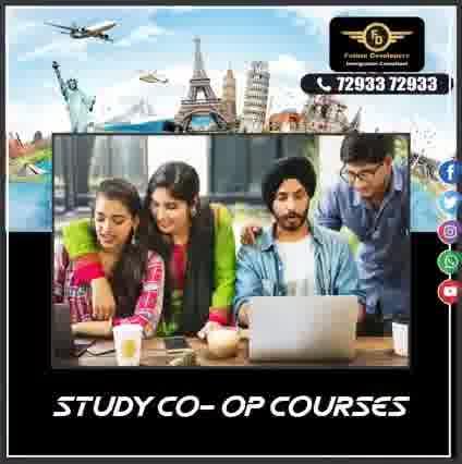 study co-up