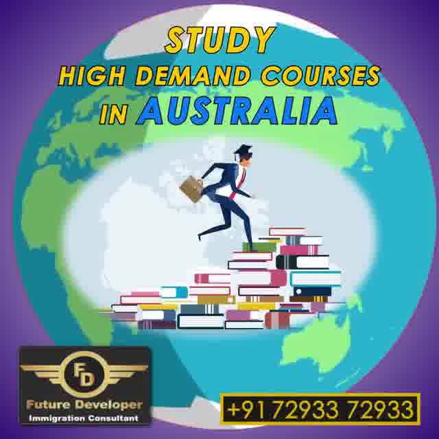study high demand courses