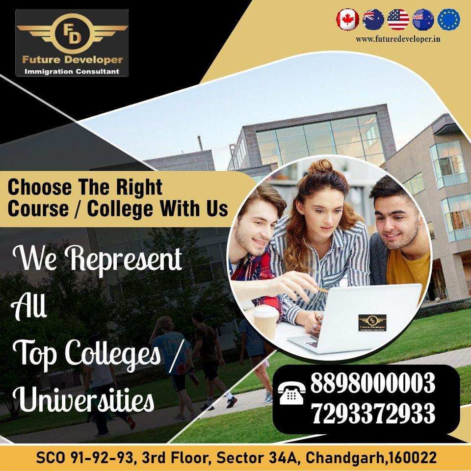 Study in Top Ranking Universities