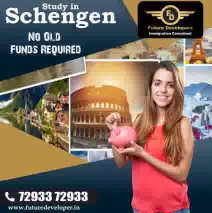 Study In Schengen