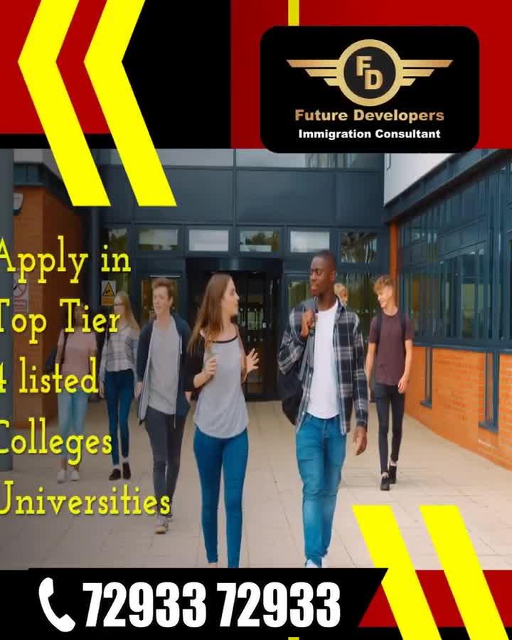 TOP Tier 4 Colleges