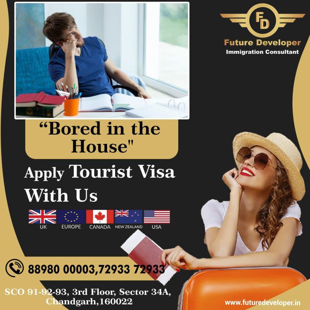 Apply Tourist Visa With Us