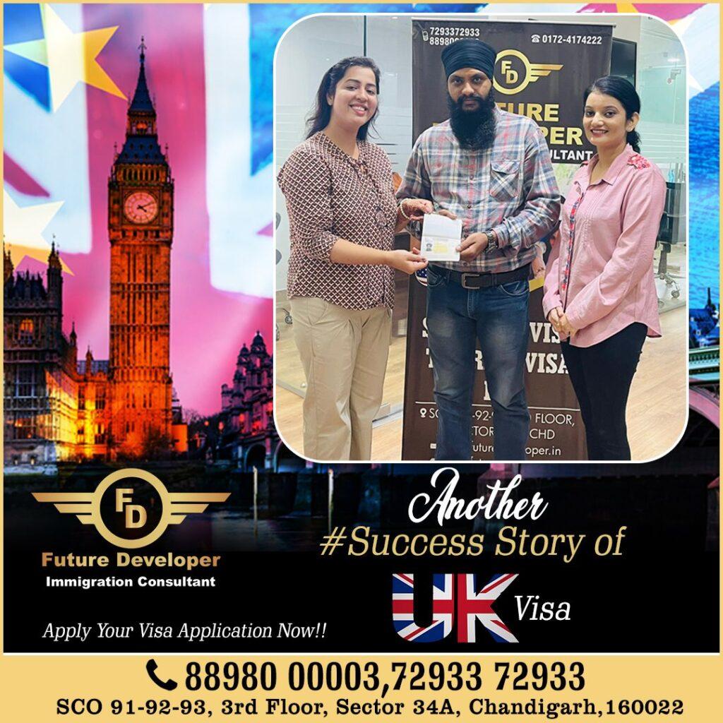 Another #Success Story UK Visa
