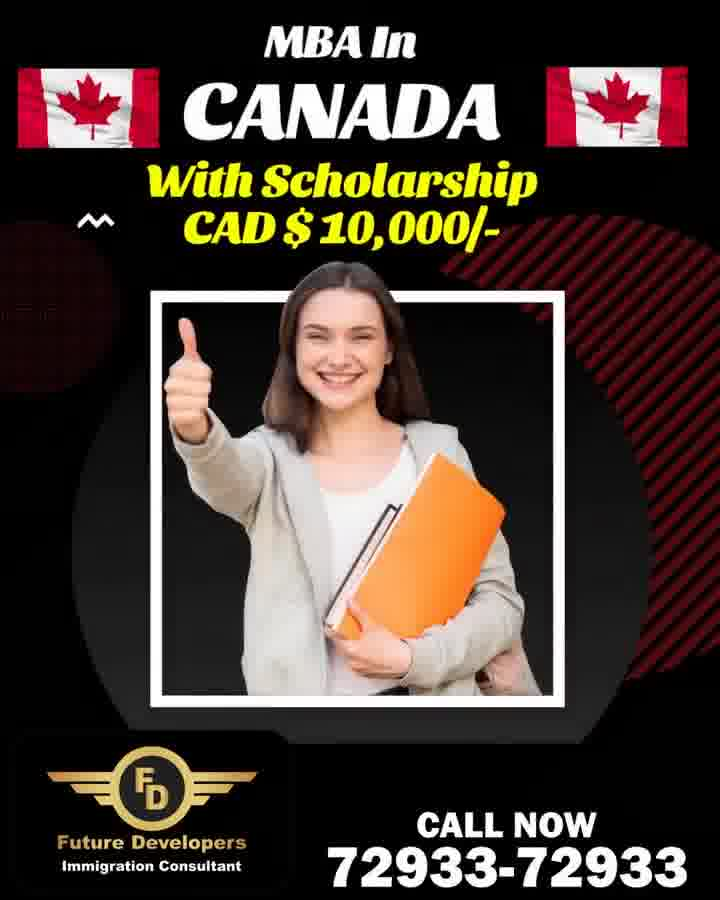 Canada In With Scholarship