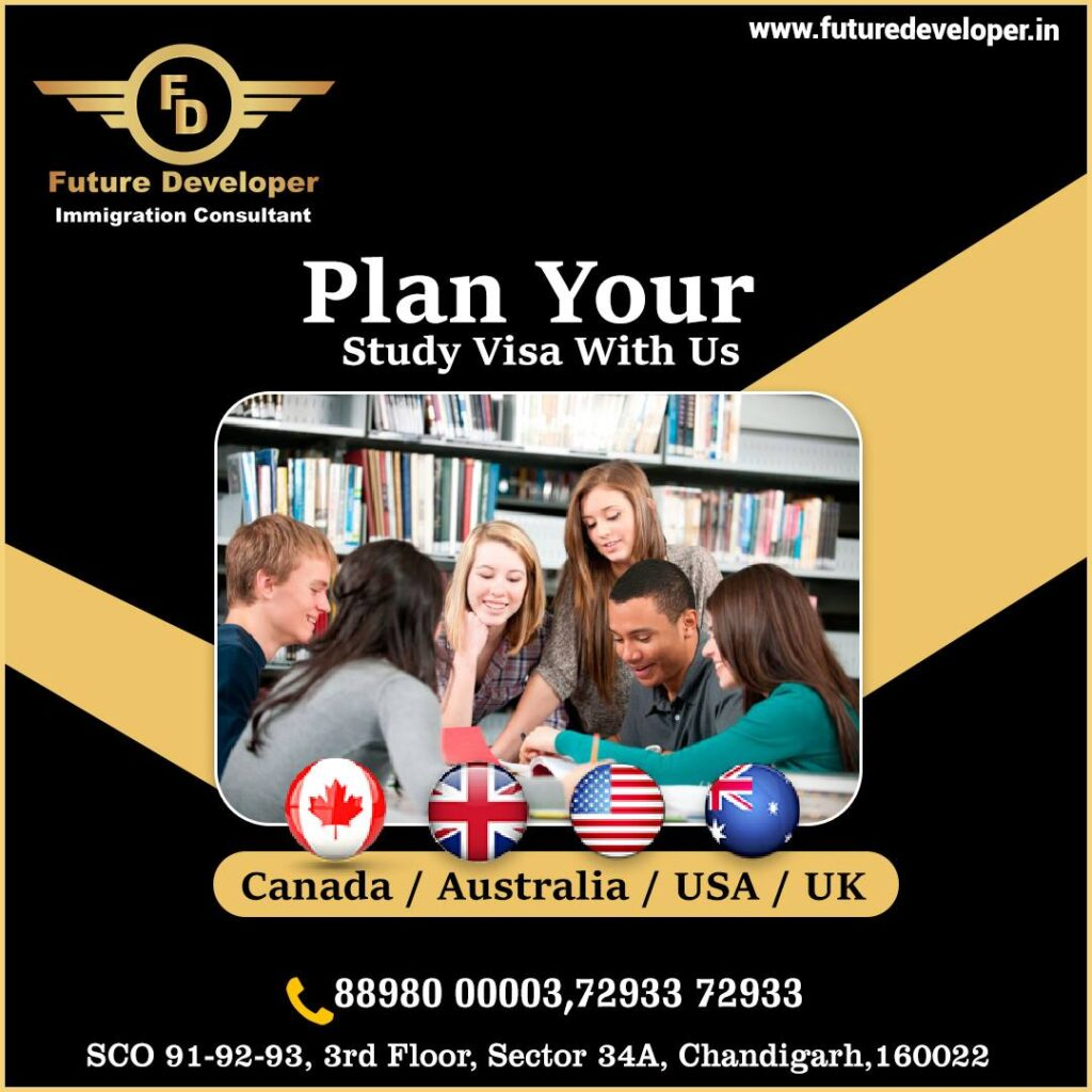 Plan Your Study Visa With Us