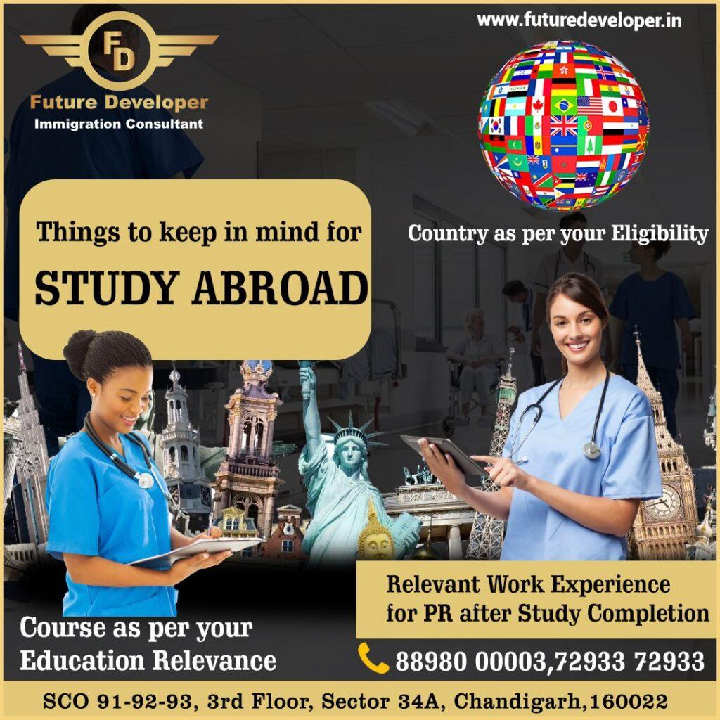 Study Settle Abroad