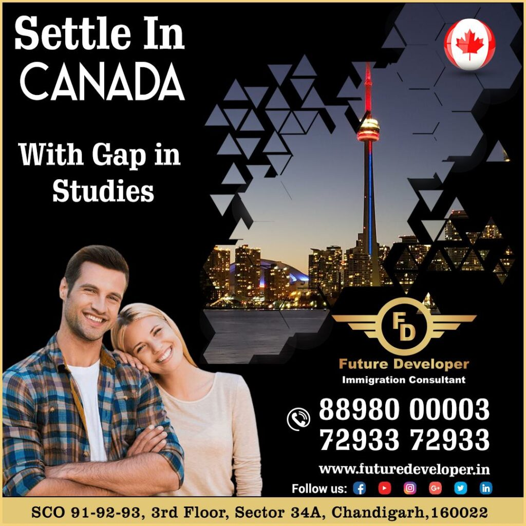 Study & Settle In Canada