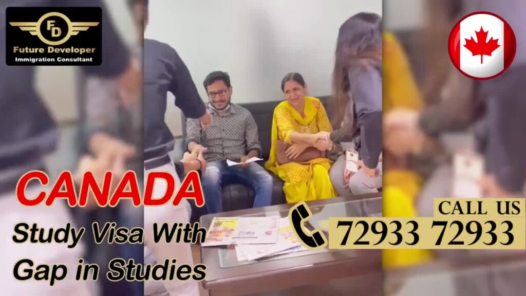 Canada Study Visa With 5.5 Bands