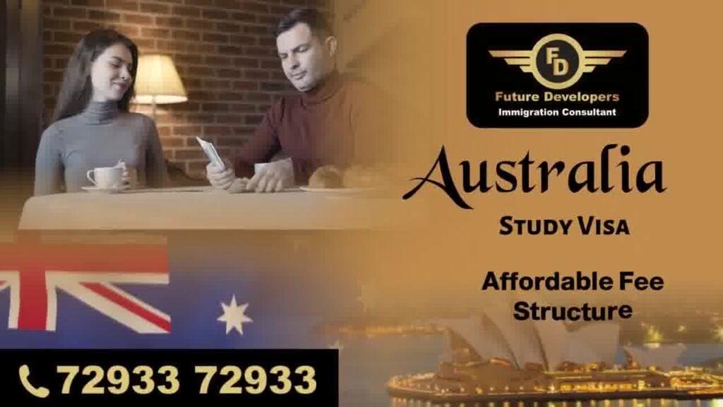 Australia Study visa